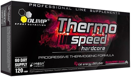 olimp nutrition thermo speed hardcore 120 mega caps od ywki i suplementy tabletki na. Black Bedroom Furniture Sets. Home Design Ideas