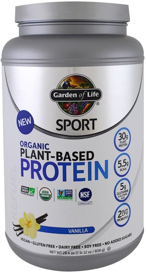 garden of life organic plant based protein od ywki i suplementy tabletki na odchudzanie tanie