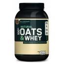 100% Natural Oats & Whey - 1360 grams